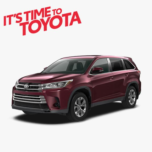 2019 Highlander Hybrid Limited V6 AWD